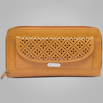 LAVIE Solid Intricate Wallet