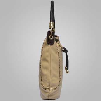 DAVID JONES Baguette-Style Tasselled Shoulder Bag