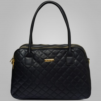 DAVID JONES Quilted Handbag