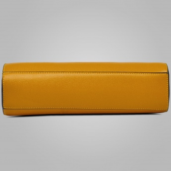 DAVID JONES Suede Sling Bag