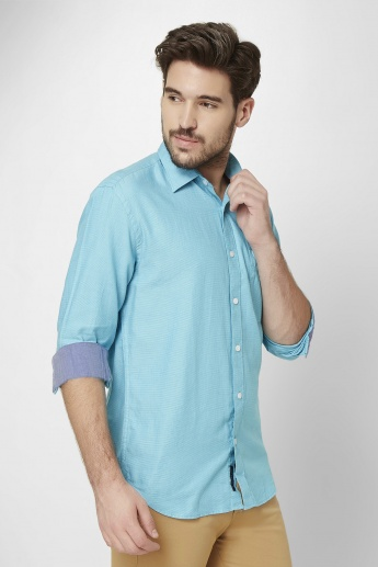 LP Roll-Up Sleeves Shirt