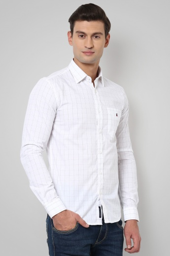 LP Classic Casual Roll-Up Sleeves Shirt