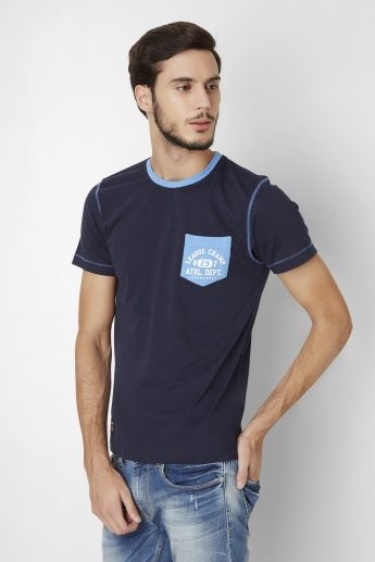 BOSSINI Crew Neck T-Shirt