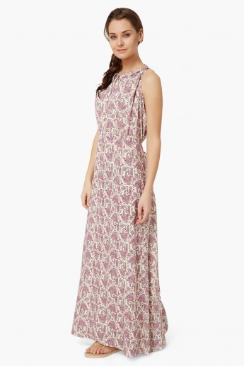 STRINGS Printed Night Gown