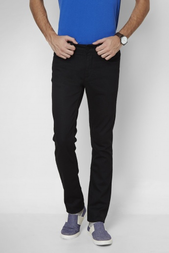 U.S. POLO ASSN. Solid Skinny Jeans