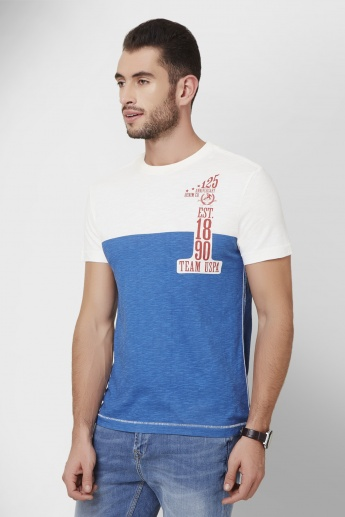 U.S. POLO ASSN. Neck Crew Neck T-Shirt